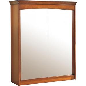 Armoire merisier 2 portes coulissantes à  glaces H220