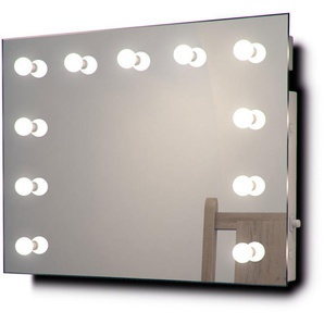 Miroir De Maquillage Hollywood Lampes Led Graduables Blanches Froides K95Cw - Couleur LED : Ampoules LED blanches froides - DIAMOND X COLLECTION