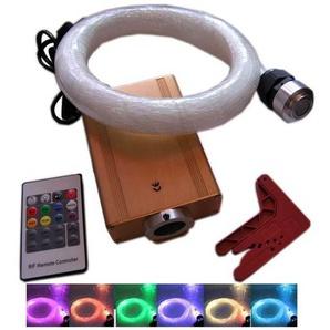 Kit 5m Fibre optique RGB 16 W Skyled ciel étoilé avec télécommande - DESINEO