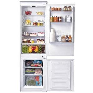 Réfrigérateur Combiné Candy CKBBS100 - 250 litres Classe A+ Blanc