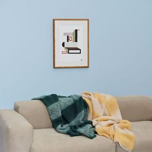 HAY Tapis Peas - vert foncé - 140 x 200 cm