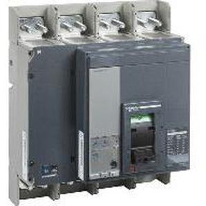 Disjoncteur Ns1000 N 4P F Ixe Pav Microlo - 34410 - SCHNEIDER