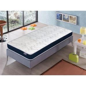 Matelas 105X200 ERGO CONFORT - HAUTEUR 14 CM � Rembourrage super soft - Juv�nil - id�al pour les lits gigognes -DORMALIT