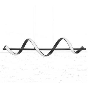 Lampe suspension en forme de spirale - BELIANI