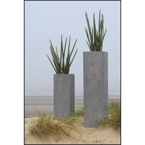 Jardinière colonne Rockstone