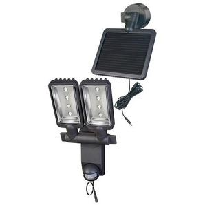 Projecteur LED Solaire DUO Premium 8x0.5W P2 - BRENNENSTUHL - DESTOCK
