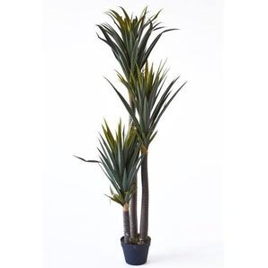 Plante artificielle PE - 150 h - Pot noir