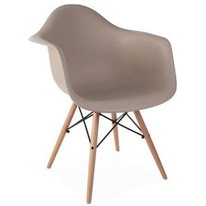 Chaise DAW - Beige gris