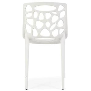 Chaise Elf - Blanc