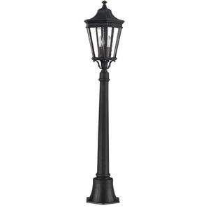 Lampadaire Costwold, noir, 110 cm - ELSTEAD