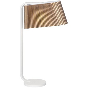 Secto Lampe de table Owalo 7020 - noyer