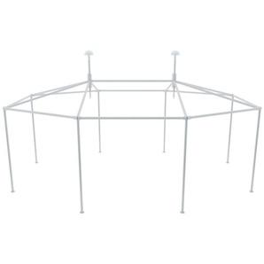 Structure de tente chapiteau pavillon jardin et les accessoires - VIDAXL