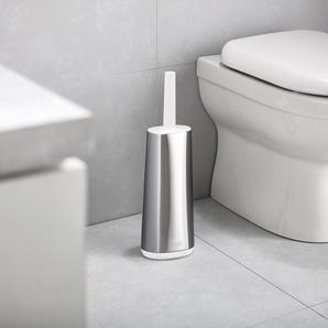 Joseph Joseph Brosse WC silicone flexible, Acier inox