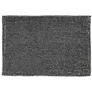 Sealskin Brilliance Tapis de bain 60x90x1.5cm Rectangulaire 100% polyester noir 16290533619