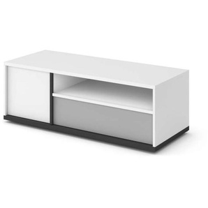 Meuble TV blanc pour adolescent