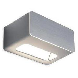 NOTE-Applique halogène L18cm argent Alma Light - designé par Oriol Llahona