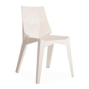 The Shard Chaise - Blanc
