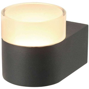 LED Applique Exterieur Tiana en aluminium - LAMPENWELT