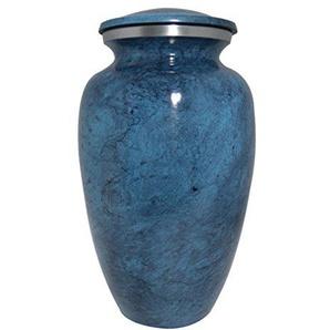 Grand Urne funéraire pour adulte, Big en aluminium Urne funéraire pour cendres