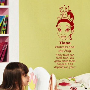 Sticker Fairy tales can come true - Tiana (Princess and the Frog)