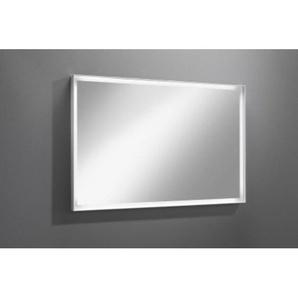 Royal Plaza Freya Miroir 100x80cm avec éclairage LED autour et réglage dintensité blanc 77177