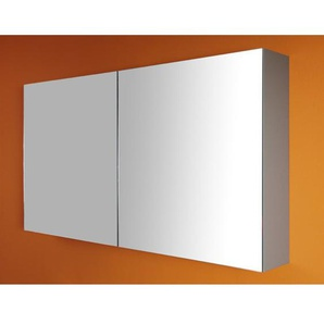 Royal plaza Silina basic armoire miroir 140cm blanc 94046