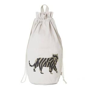 Ferm Living Sac de Rangement Safari - Tigre