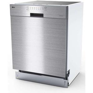 Lave vaisselle intégrable bandeau métal FAR LVI1116A++M