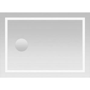 Miroir de salle de bains avec éclairage LED - Modèle 90 - 65 cm x 90 cm (HxL) - PRADEL