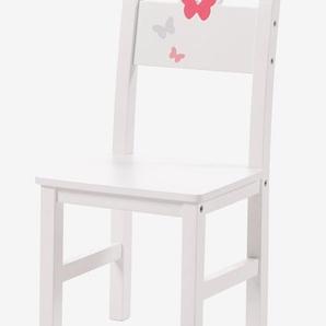 Chaise maternelle, assise H 30 cm LIGNE ENVOLEE blanc