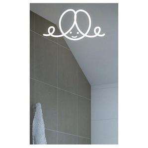 ELLE, Miroir LED Par Joël Guenoun - 80 cm x 50 cm (HxL) - PRADEL BY JOËL GUENOUN