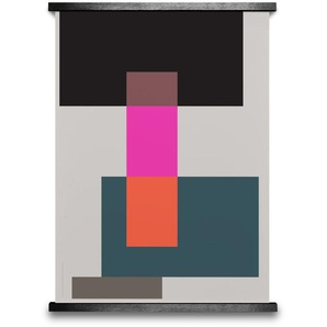 Paper Collective Wrong Geometry Poster - Wrong Geometry - 01 - 30 x 40 cm