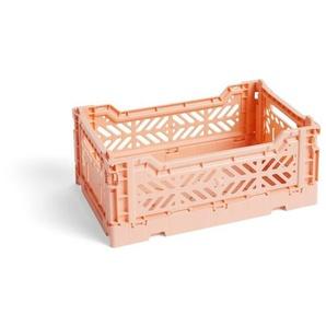 HAY Panier Colour Crate S  - S - saumon
