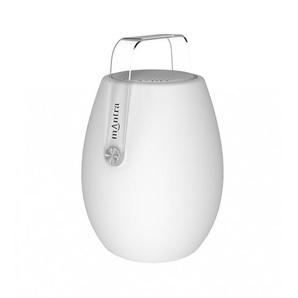 Lampe design-Enceinte bluetooth- LED- Barrel- Mantra