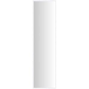 Miroir blanc 30x120cm