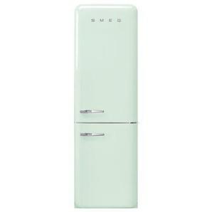 Réfrigérateur Combiné SMEG FAB32RPG3 - 331 litres Classe A+++ Vert pastel