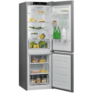 Réfrigérateur Combiné Whirlpool W5 821C OX - 339 litres Classe A++ Inox optique