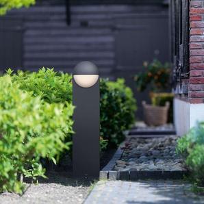 Élégante borne lumineuse Capricorn avec LED