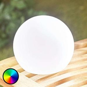 Lampe déco LED Tomila, sphère, USB, 15cm