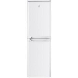 Réfrigérateur Combiné Indesit CAA 55 - 234 litres Classe A+ Blanc