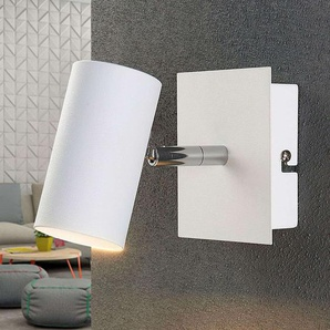 Spot LED blanc Iluk pour le mur et le plafond