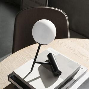 Menu Lampe de table LED Phare - gris clair