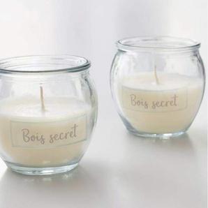 2 bougies Sous Bois