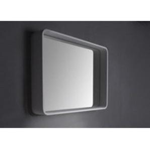Ideavit Solidtondo Miroir 90x60cm avec éclairage et enceinte bluetooth et chauffage Solid surface blanc 284225