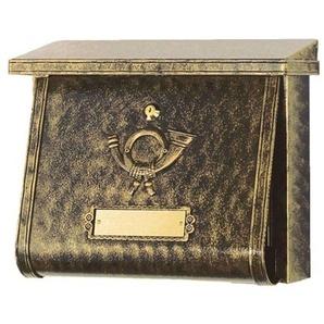 Boîte aux lettres MULPI coloris bronze
