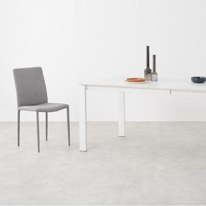 Cranham, table à rallonge 6 à 10 personnes, céramique