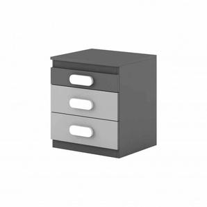 Caisson bureau personnalisable Play - Blanc