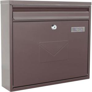 Profirst Mail PM 460 Boîte aux lettres Marron