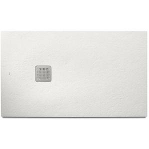 ROCA - Receveur de douche 140x70 cm blanc mat Terran Basic Roca
