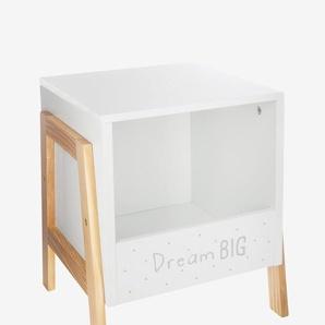 Chevet Dream big blanc